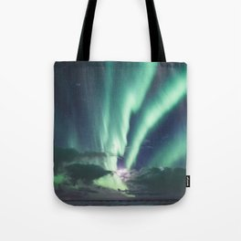 Aurora - Landscape and Nature Photography Tote Bag