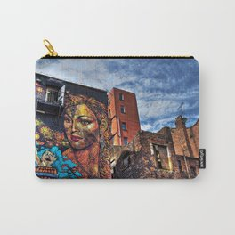 Colourful MANchester Carry-All Pouch