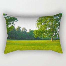 In Deep Silence Rectangular Pillow