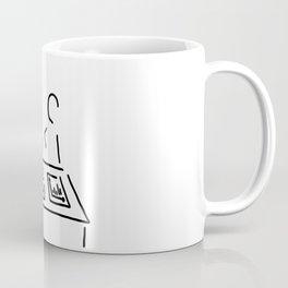 meeting analyst banker manager Coffee Mug