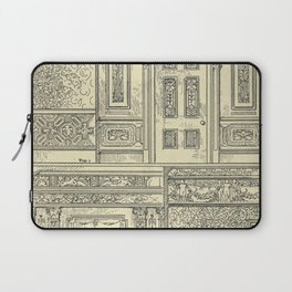 Architectural Elements Laptop Sleeve