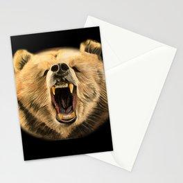 Roaring Bear Stationery Cards