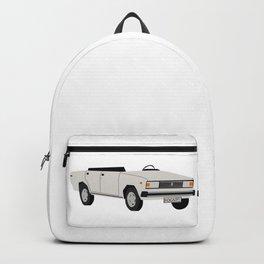 Eastern europe car Backpack
