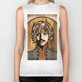 Boho Beatle ( Ringo ) Biker Tank