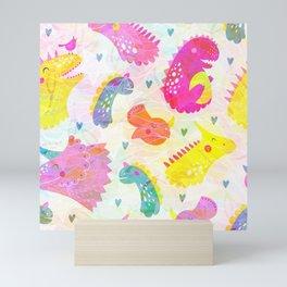 Dinosaur Mini Art Print