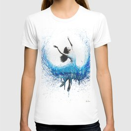 Blue Wave Dancer T-shirt