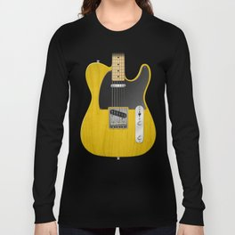 Total Telecaster Long Sleeve T-shirt