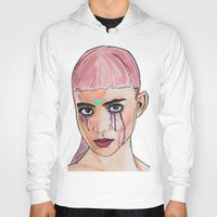 grimes Hoodies featuring SCREWSTON GRIMES by hipporacle