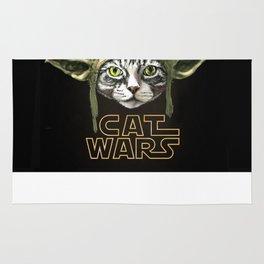 Cat Wars Rug