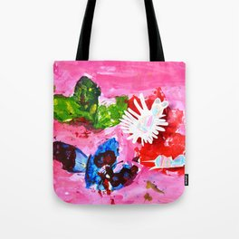 BUTTERFLiES TRANSFORMATiON | Craft Kid Tote Bag