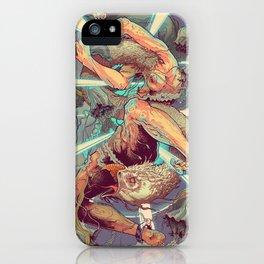 Ptaszel iPhone Case
