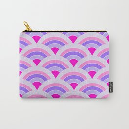 Rainbow connection - violet Carry-All Pouch