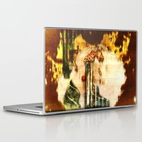 ramen Laptop & iPad Skins featuring ramen by meredith w ochoa