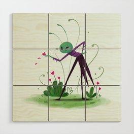 Cricket Wood Wall Art