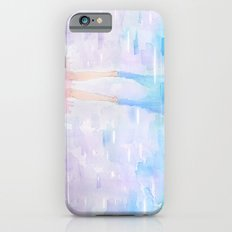 Pink and Blue Season iPhone 6s Slim Case