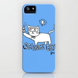 More cat-alyst! iPhone Case