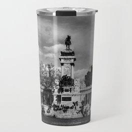 Parque del Retiro Travel Mug