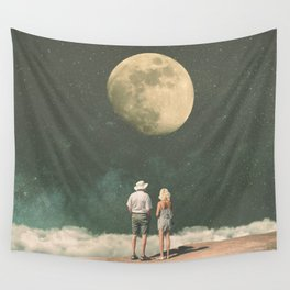 The Presence of Nostalgia Wall Tapestry