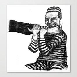 Comment Leur Ôter L'Envie De Piétiner Le Code Du Travail Canvas Print