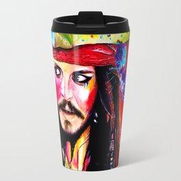 Captain Jack Sparrow Travel Mug