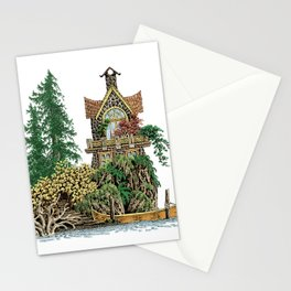 MY ISLAND RETREAT Stationery Cards