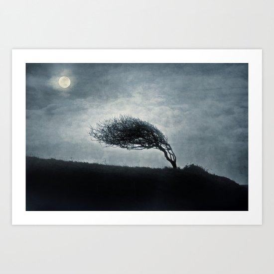 Unrequited love.... Art Print