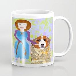 Mutual admiration Coffee Mug