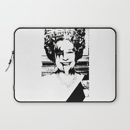 Save The Queen Laptop Sleeve