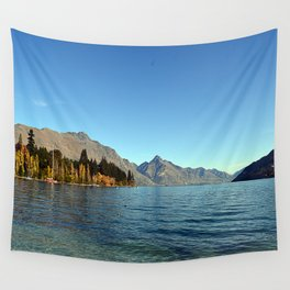 Queenstown Landscape Wall Tapestry
