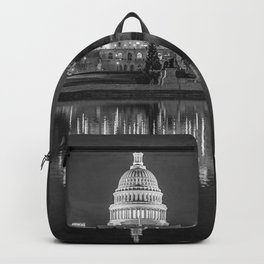 A weekend in Washington DC.  Backpack