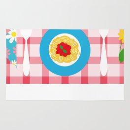 spaghetti Rug
