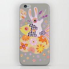 Fish Rider iPhone & iPod Skin