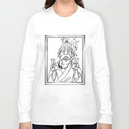Netero HunterXHunter Long Sleeve T-shirt