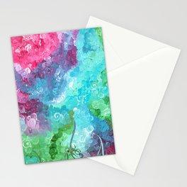 Cosmic Birth Stationery Cards