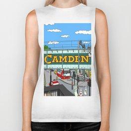 Bunnies in London Camden Lock Biker Tank