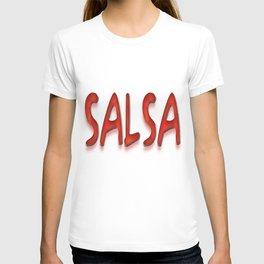 Salsa Enrique Red T-shirt