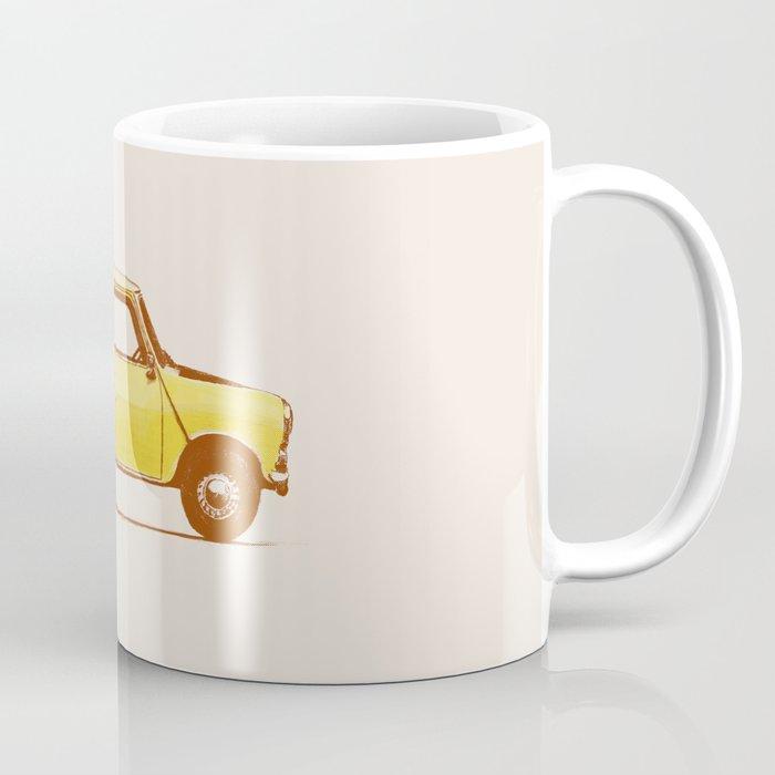 Famous Car #1 - Mini Cooper Coffee Mug by speakerine | Society6