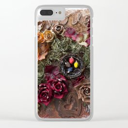 Abiding Clear iPhone Case