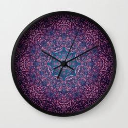 magic mandala 36 #mandala #magic #decor Wall Clock