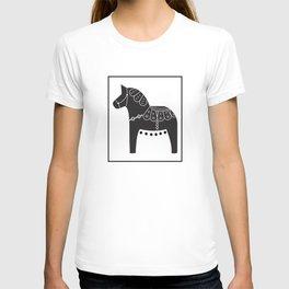 Spring Dala Horse 3 T-shirt