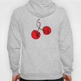 Two Red Cherries Hoody