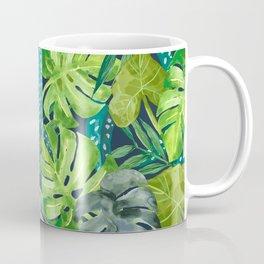 Botanical Leaves Coffee Mug