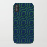 river iPhone & iPod Cases featuring River by Lyle Hatch