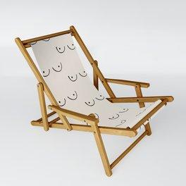 Boobs Sling Chair