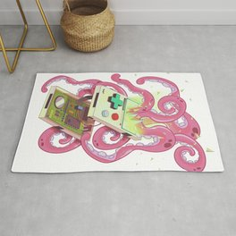 Games Console Monster Rug