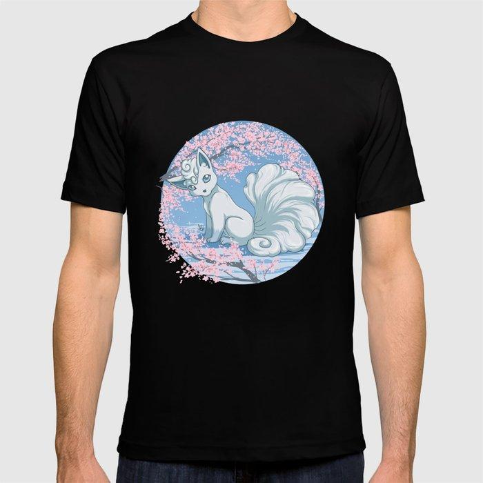 14474011 Alolan Vulpix T-shirt by legray | Society6