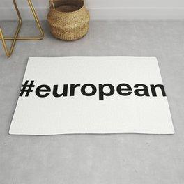 EUROPE Rug