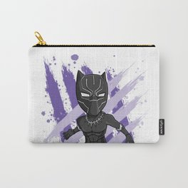 Black Panther (Splatter) Carry-All Pouch