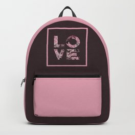 Succulent LOVE #society6 #love #succulent Backpack