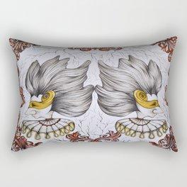 Gemini Stranger Rectangular Pillow
